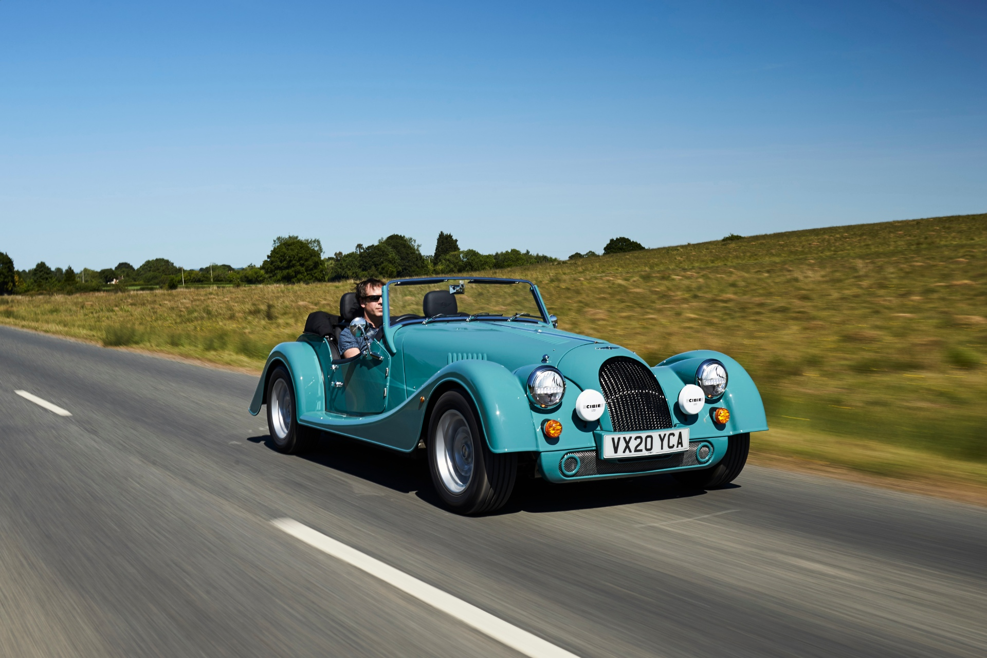 70 years in the making: Driving the new Morgan Plus Four