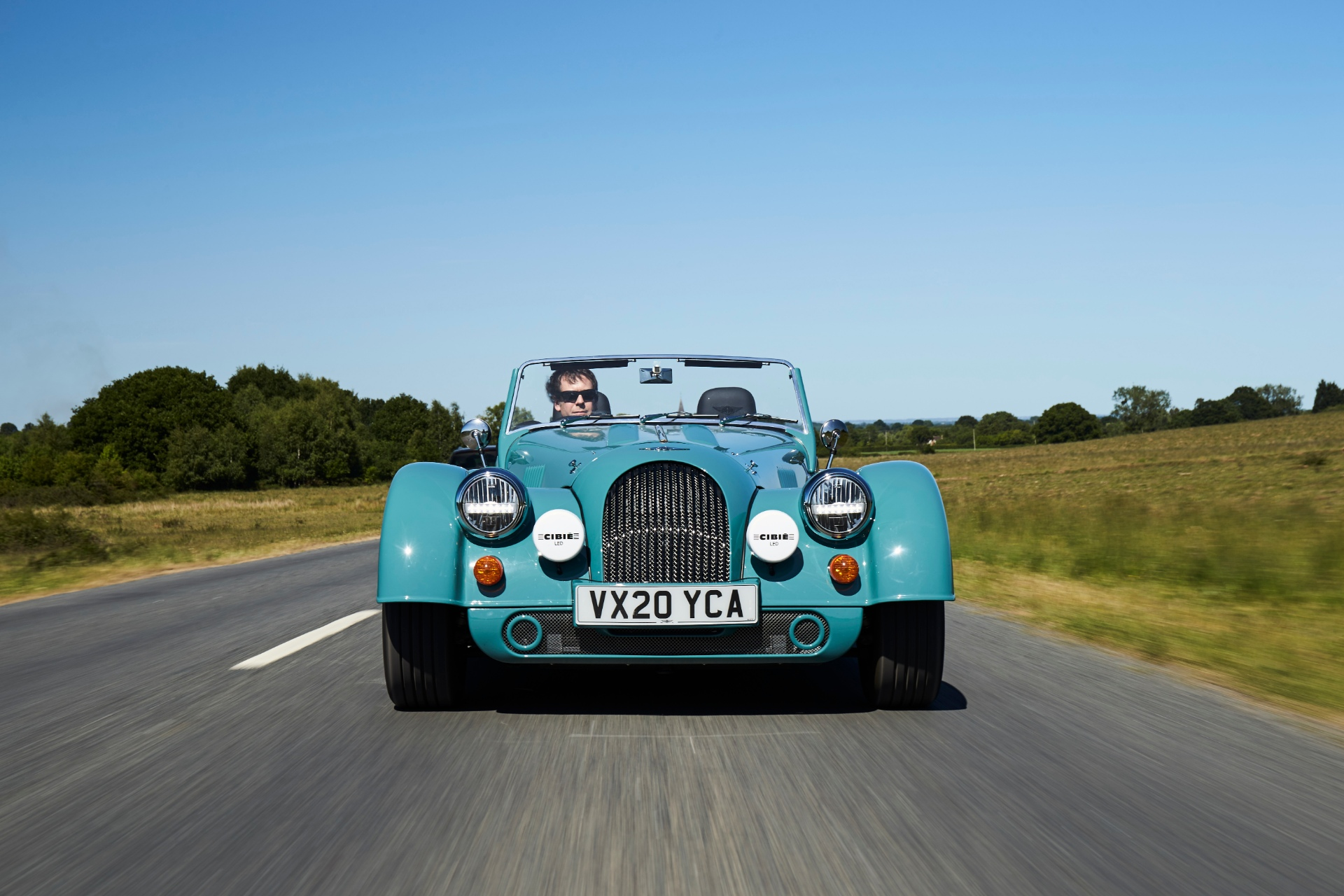 70 years in the making: Driving the new Morgan Plus Four_Hagerty_Ben Barry