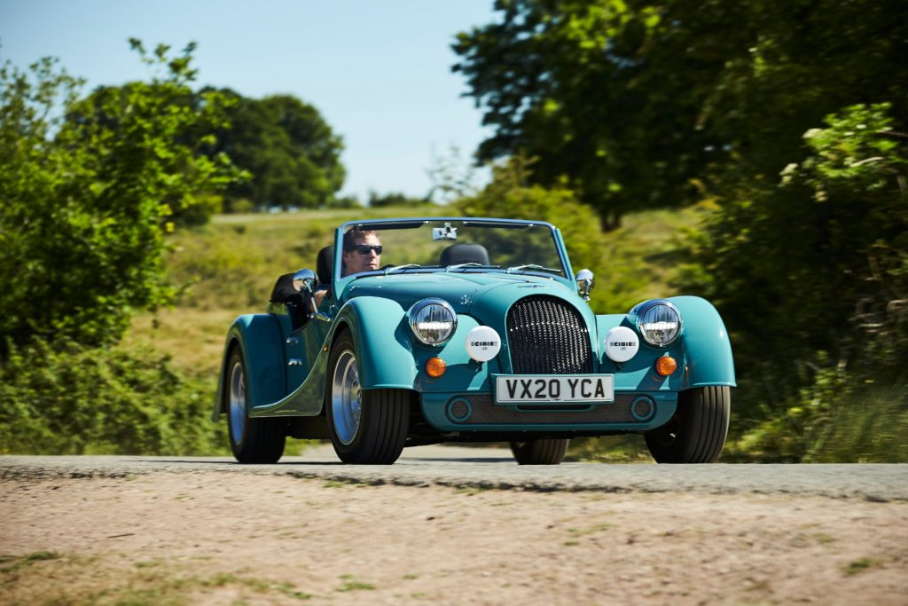 70 years in the making: Driving the new Morgan Plus Four_Hagerty_Ben Barry_9