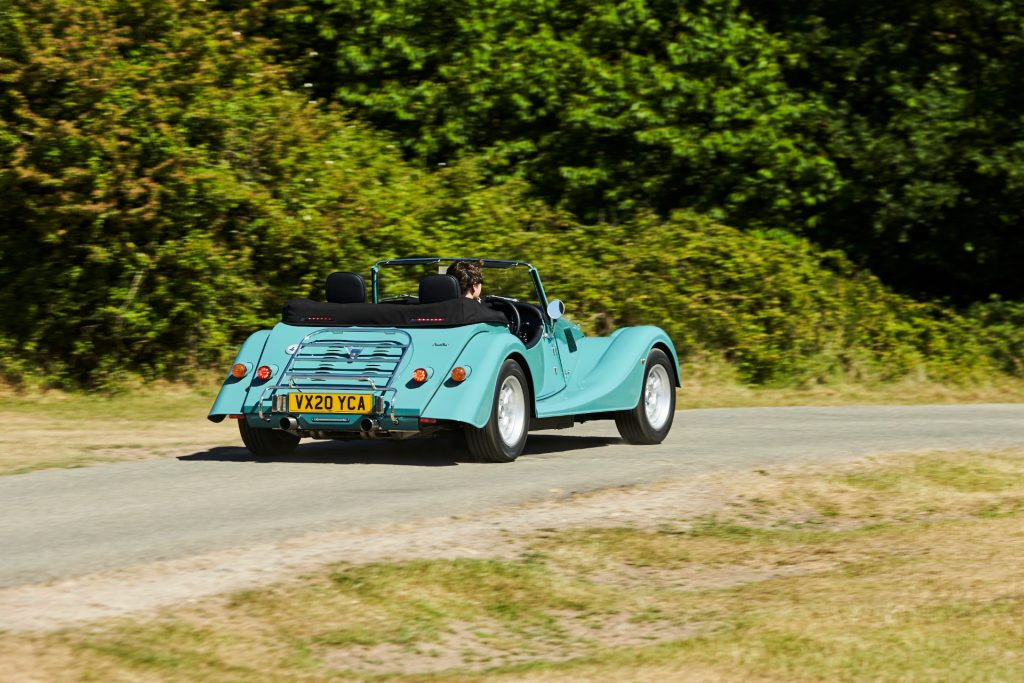 70 years in the making: Driving the new Morgan Plus Four_Hagerty_Ben Barry_8