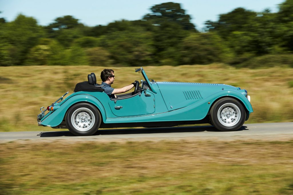 70 years in the making: Driving the new Morgan Plus Four_Hagerty_Ben Barry_7