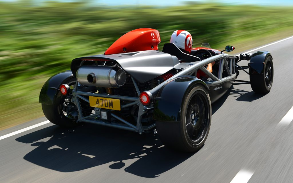 Andrew Frankel on why the Ariel Atom is a Future Classic_Hagerty 2