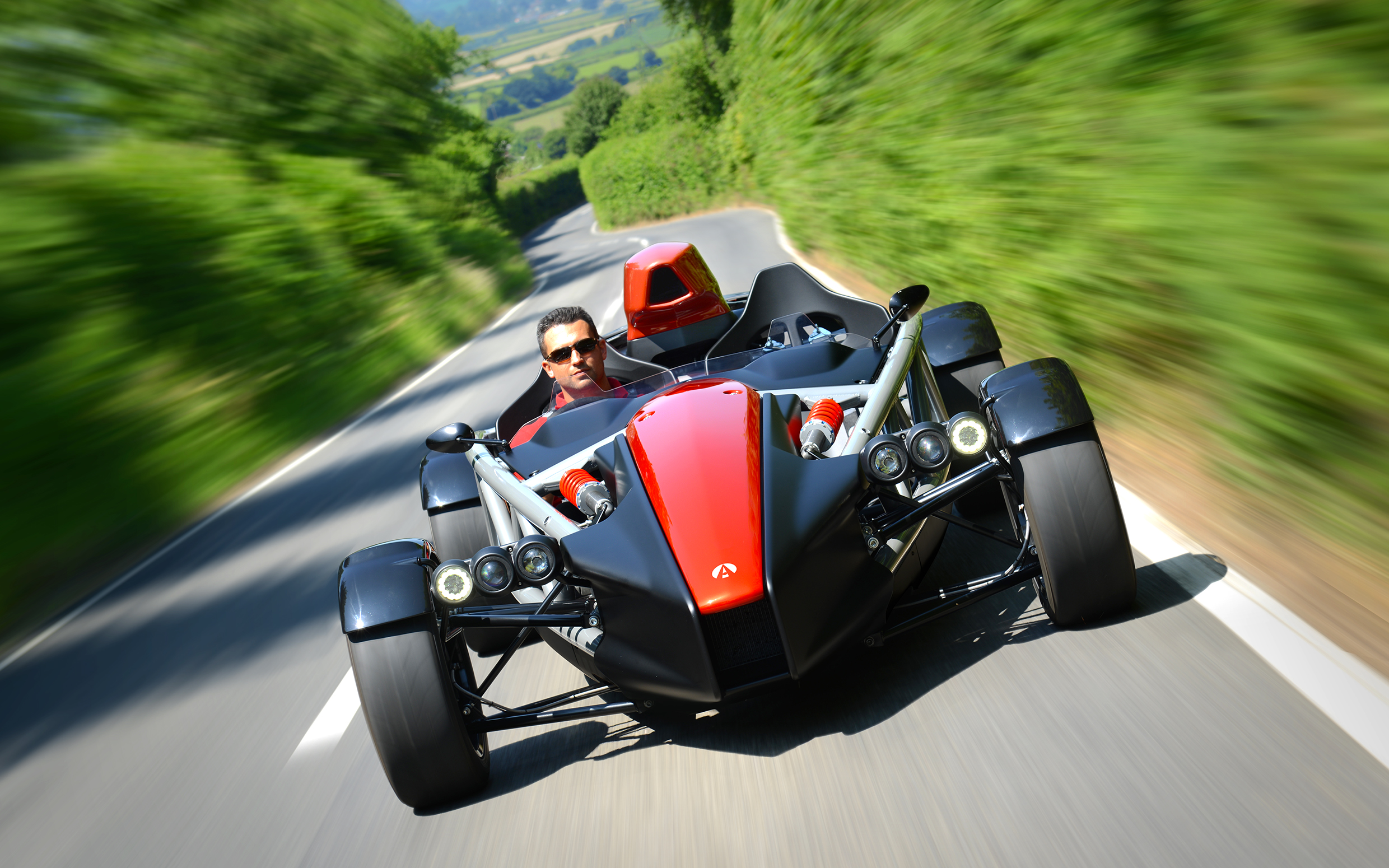Ariel Atom: an explosion of energy that's worth the wait