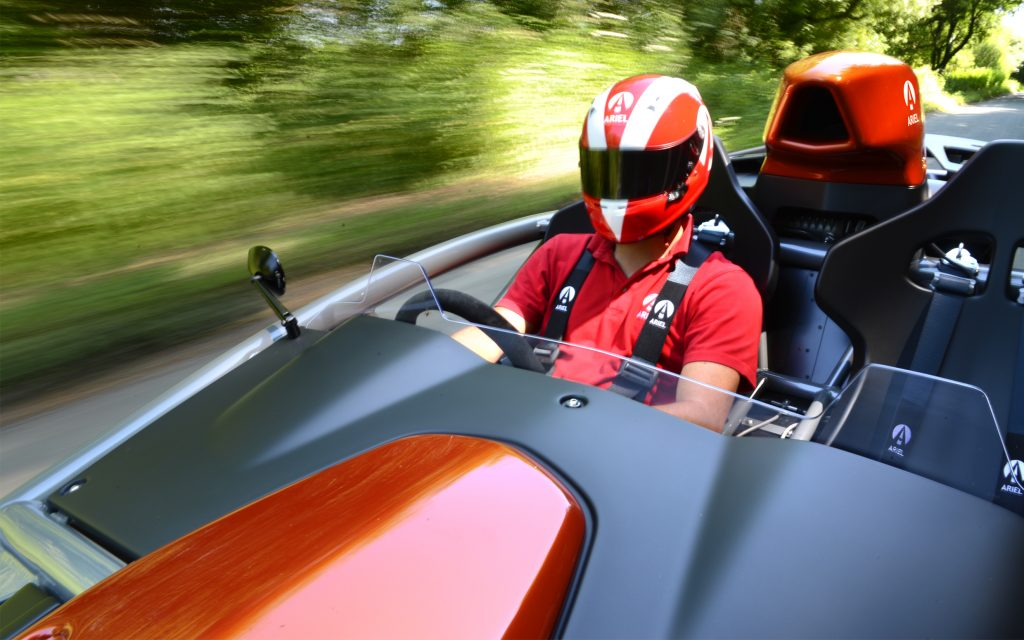 Andrew Frankel on why the Ariel Atom is a Future Classic_Hagerty 4