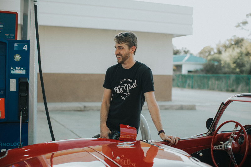 Fill your car with fresh fuel after it has been in storage_Hagerty