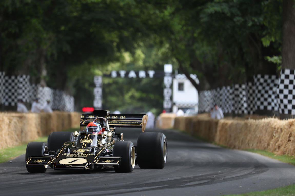 Goodwood cancels 2020 Festival of Speed and Revival
