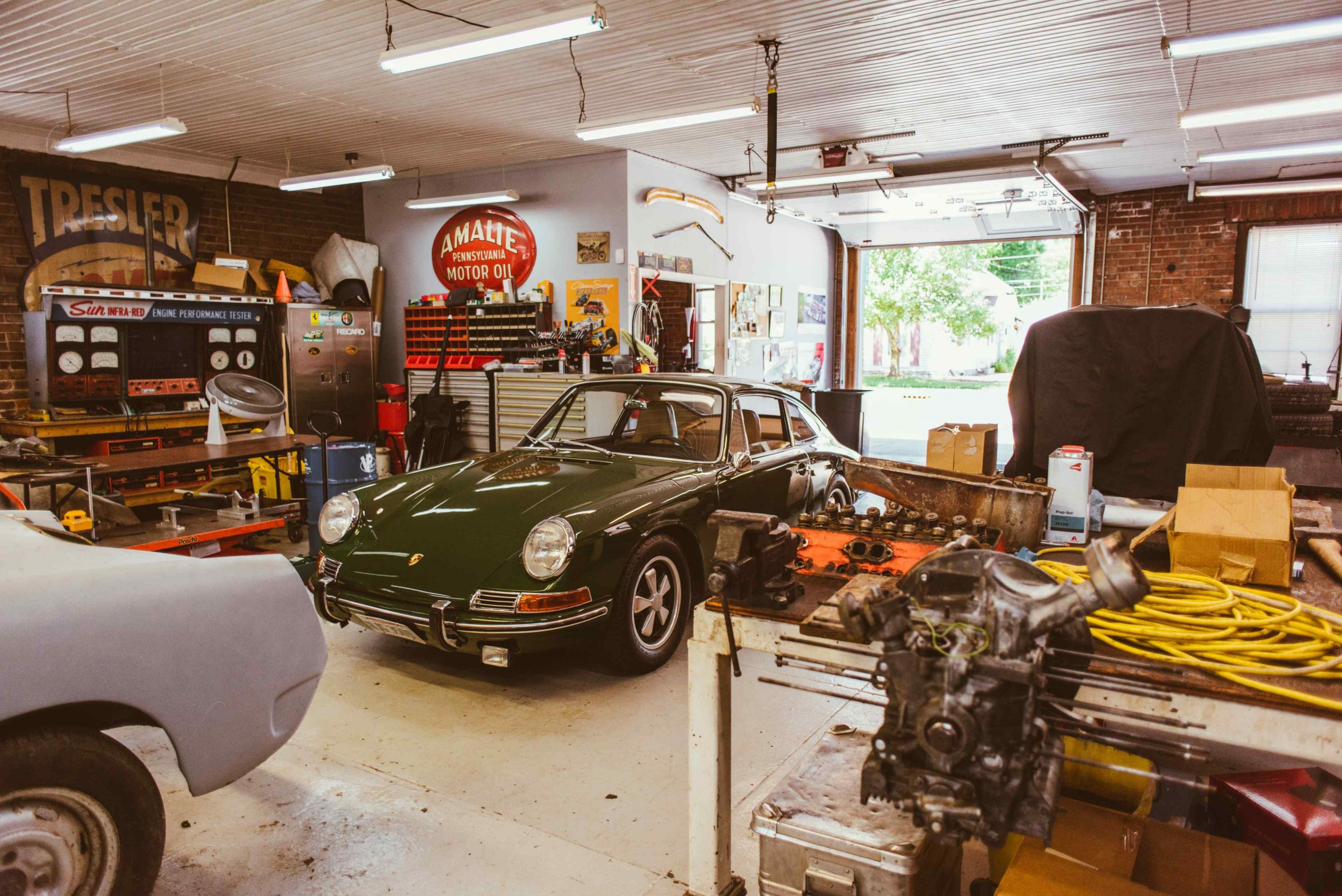 The Revival Guide: How to get your classic car ready for the road