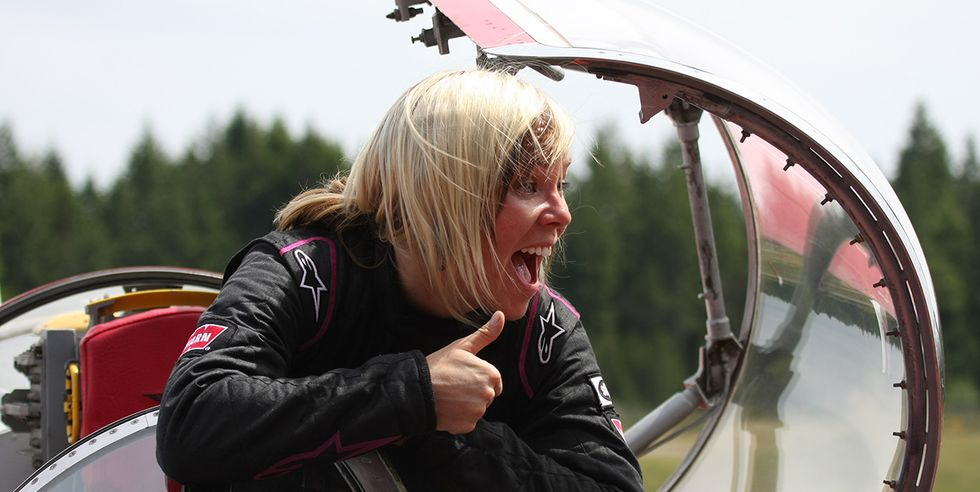 Jessi Combs land speed record attempt posthumous award 2