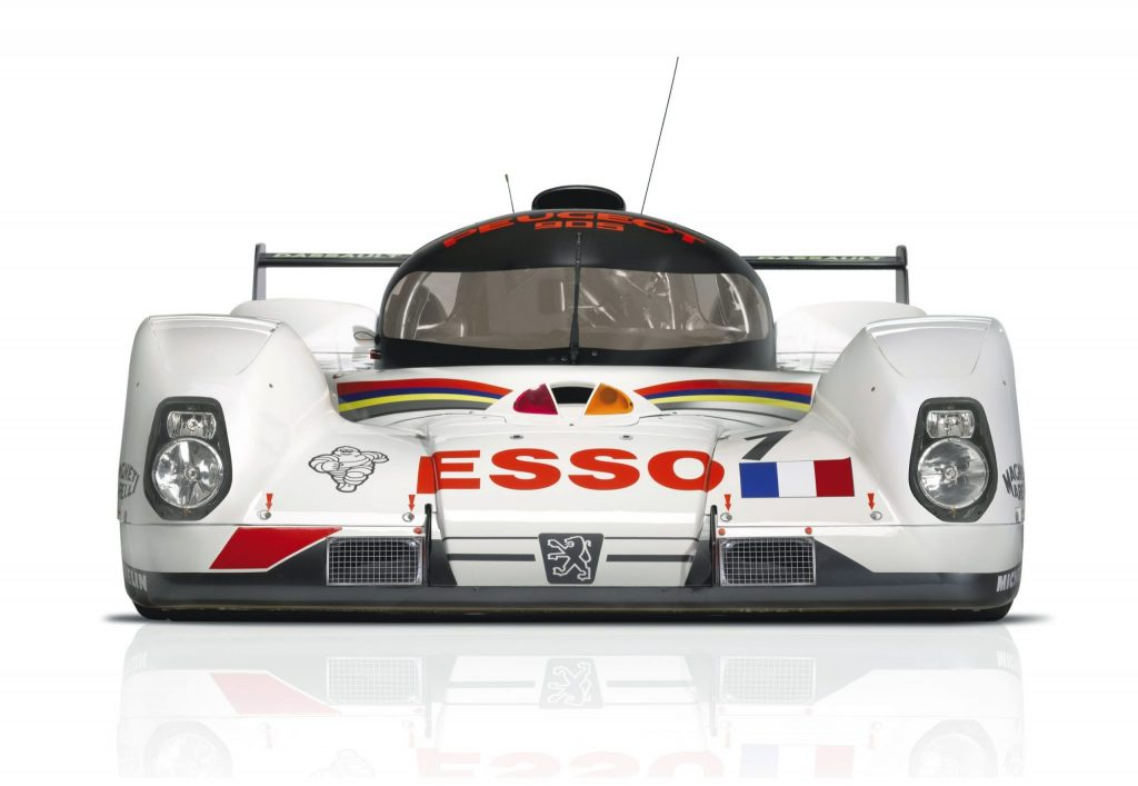 Peugeot 905 won Le Mans_125 years of Peugeot motorsport_Hagerty