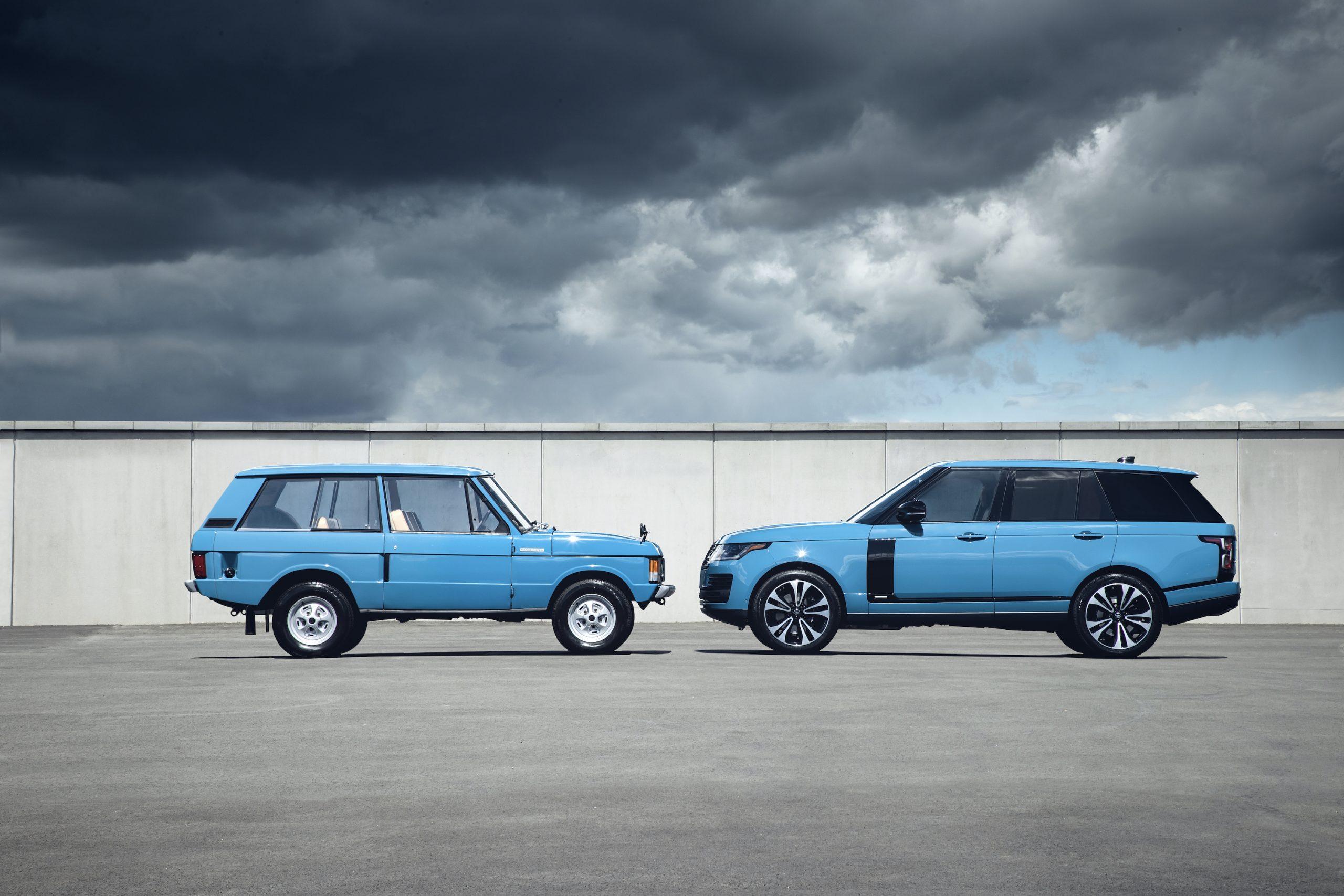 Happy 50th birthday, Range Rover.