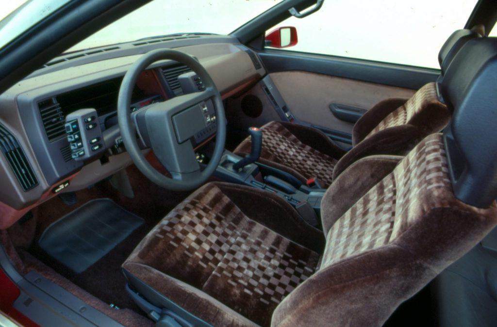 Subaru XT steering wheel_Hagerty
