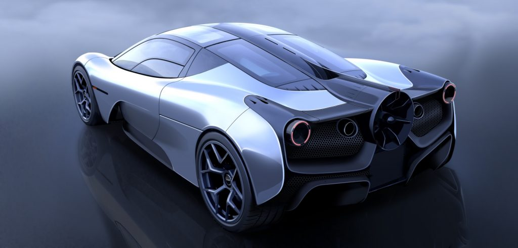 Gordon Murray tells Hagerty why his new T.50 hypercar will be better than the McLaren F1