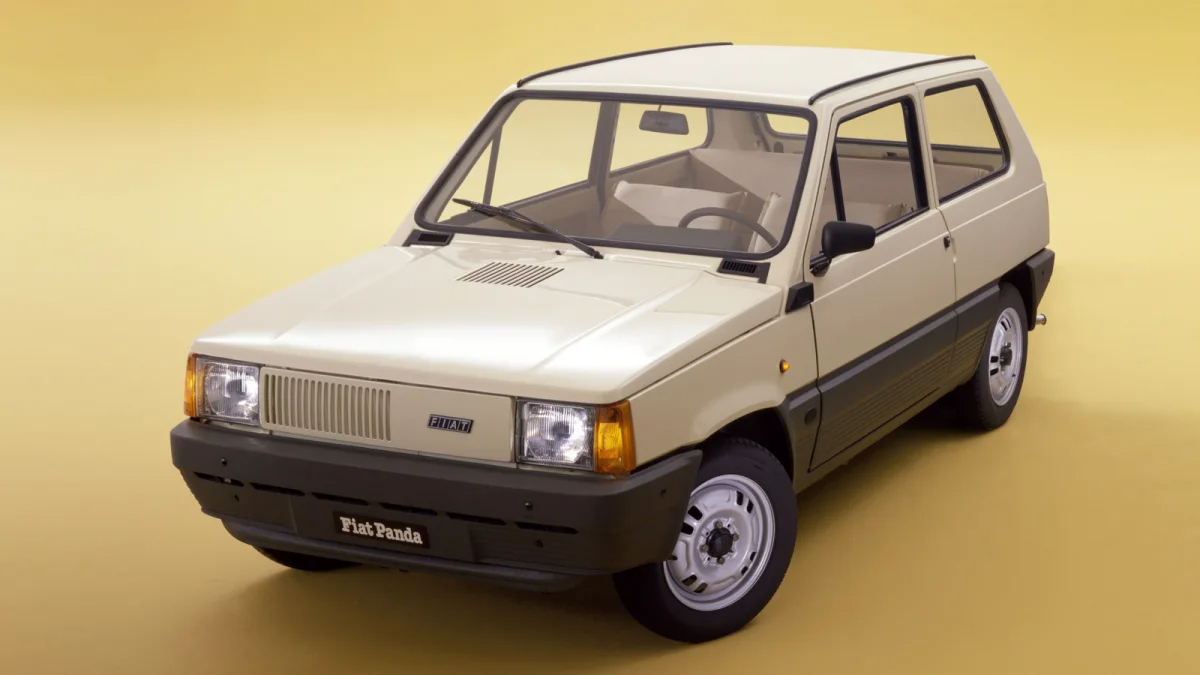 Small but perfectly formed: 40 years of the Fiat Panda