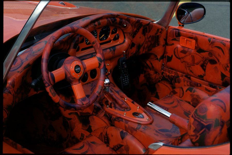 1995 Rinspeed Roadster interior_Hagerty