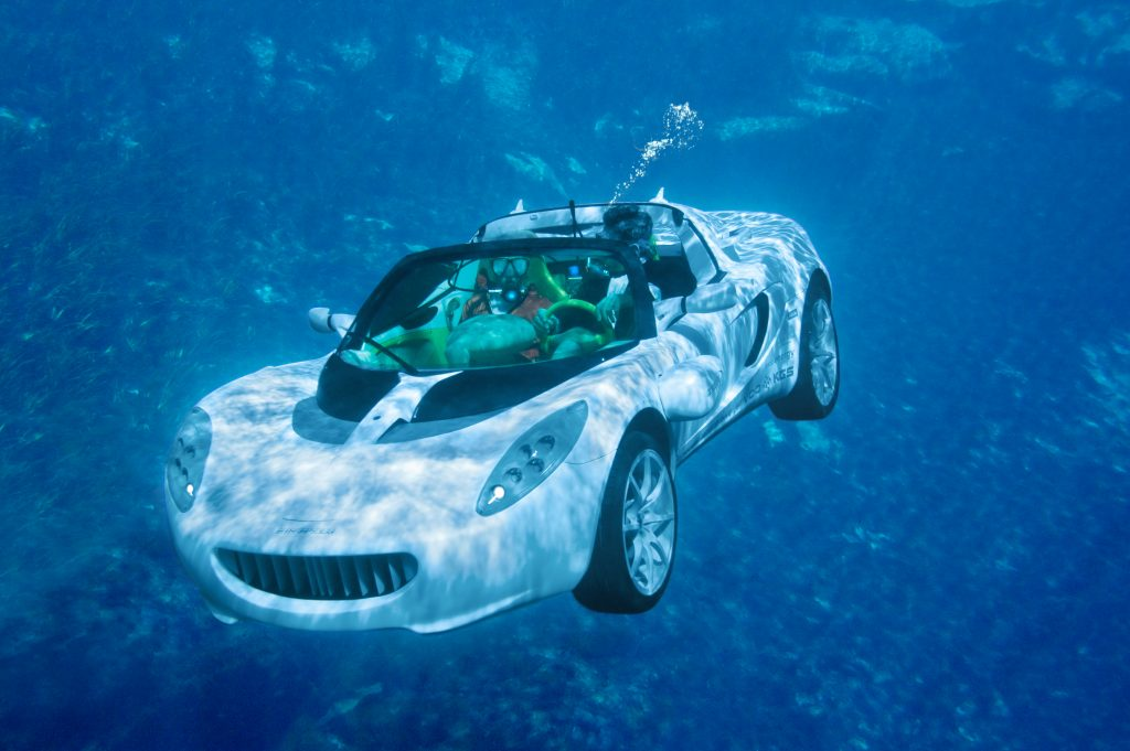 2008 Rinspeed Squba underwater Lotus_Hagerty