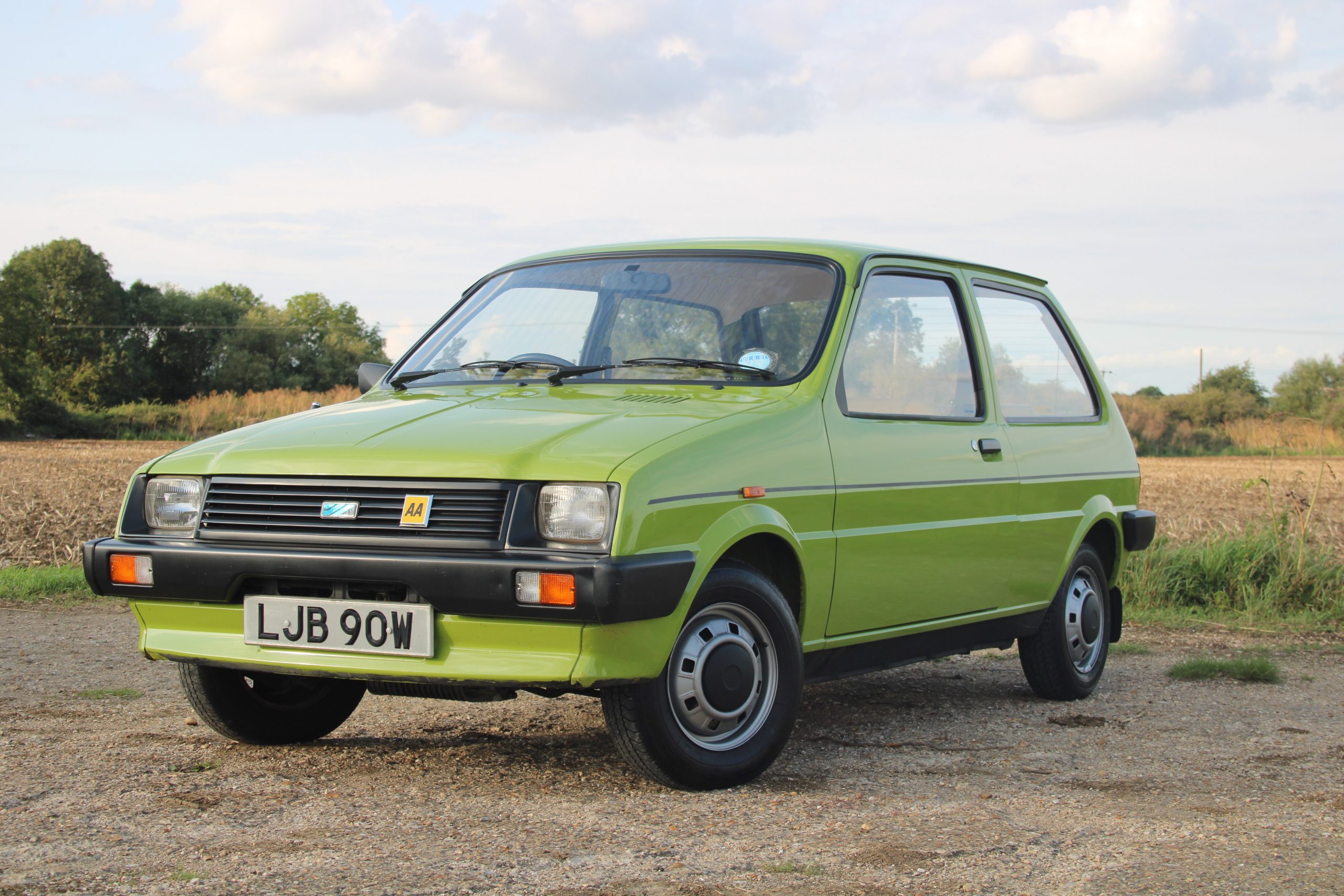 A British Car to Beat the World: 40 years of the Metro