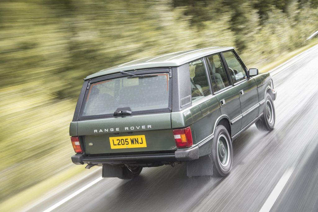 Whats a Range Rover Classic like to drive?_Hagerty Buying Guide