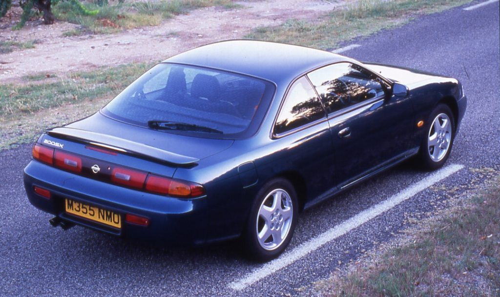 A love letter to the JDM car scene_Vicky Parrott_Nissan 200SX_Hagerty