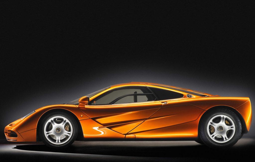 Murray's Midas touch: why the McLaren F1 is the ultimate investment_Hagerty