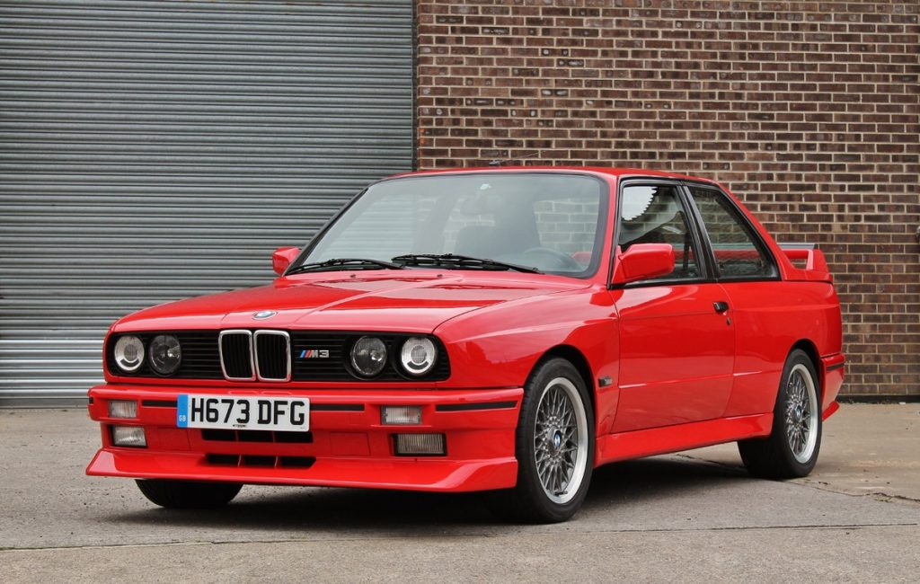 The BMW M3 E30 featured BBS alloy wheels_Hagerty