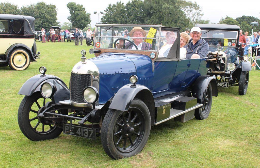Chris Hone and his 1925 Morris Cowley Bullnose_Hagerty
