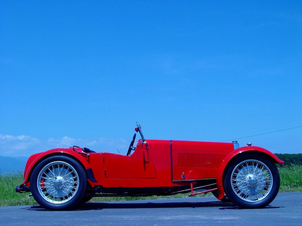 1929 Aston Martin International 2