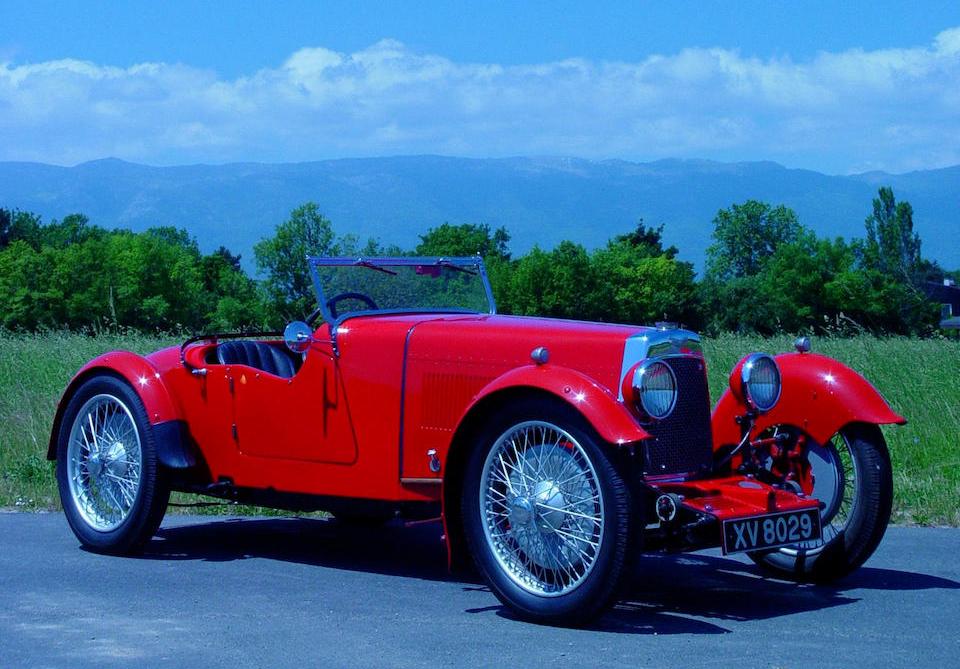 1929 Aston Martin International 2_Hagerty