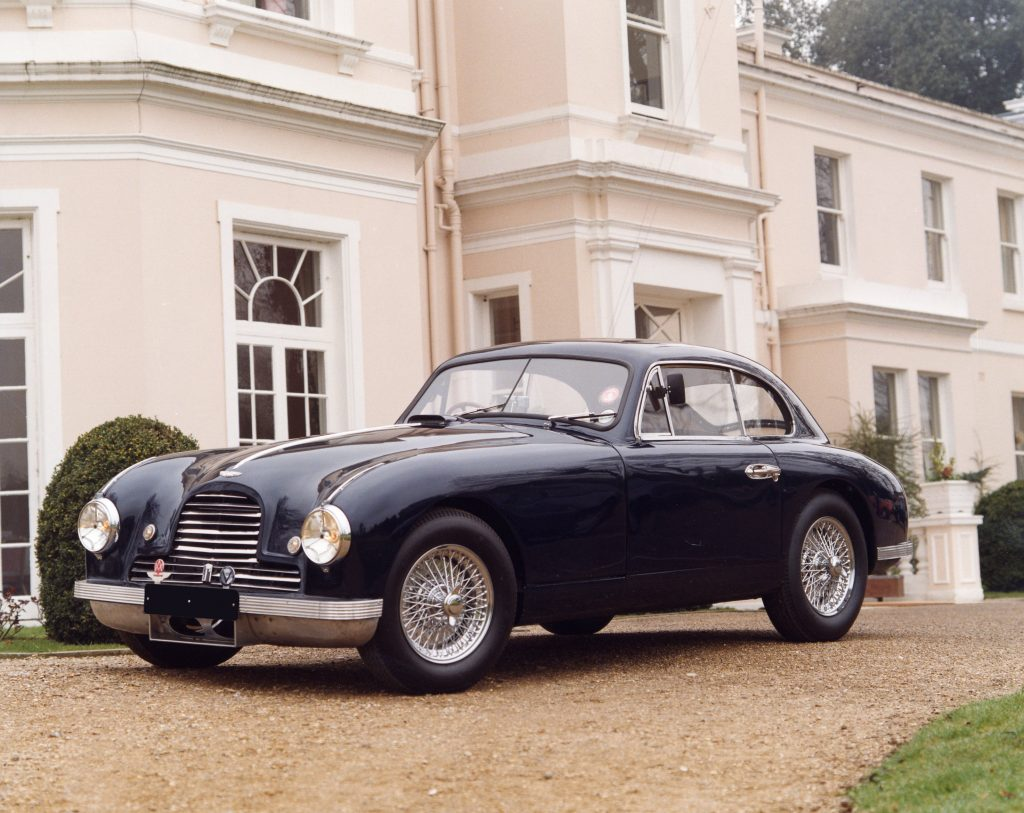 1949 DB2_Cars that saved Aston Martin from collapse_Hagerty