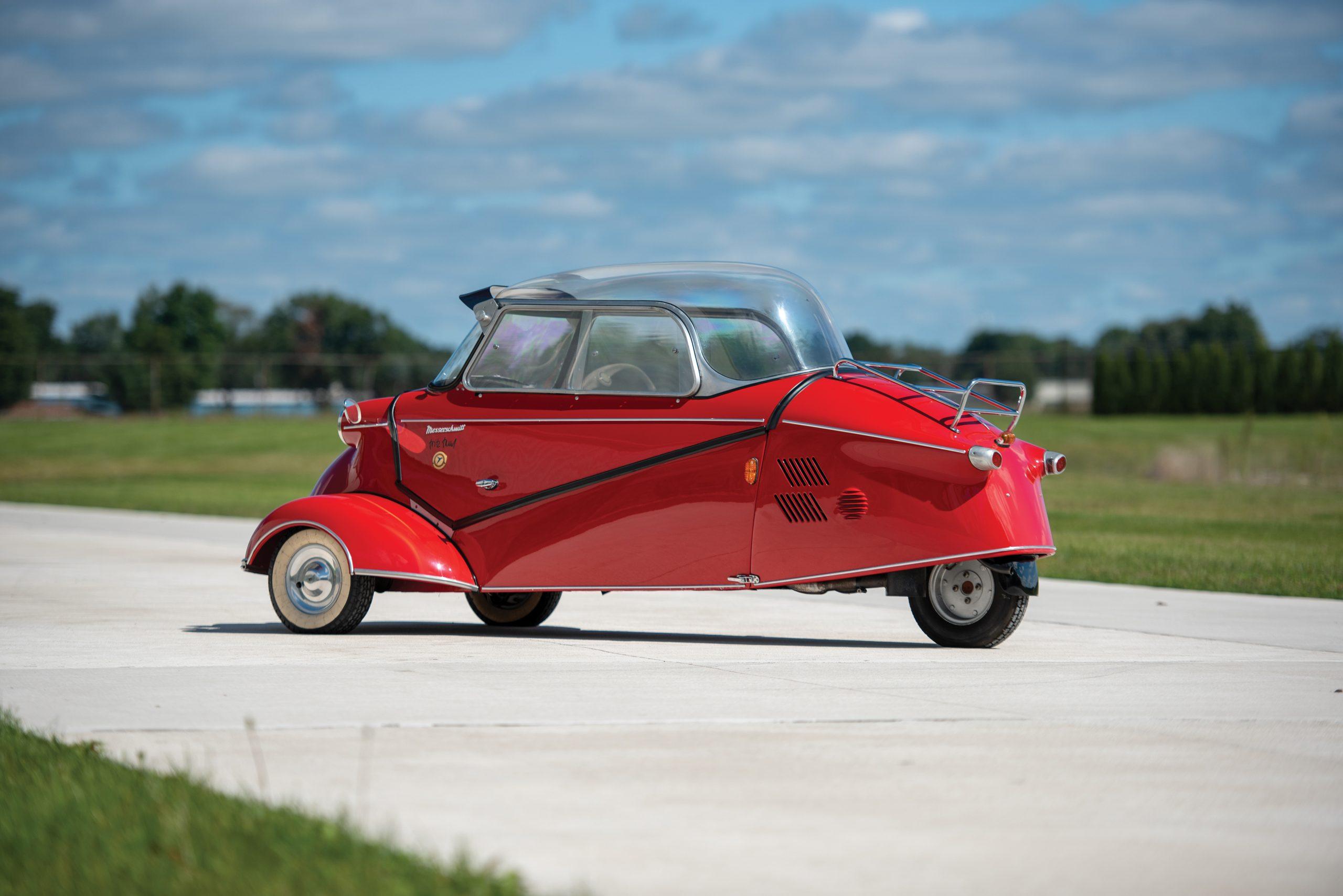 1956-Messerschmitt-KR-200 for sale_Hagerty