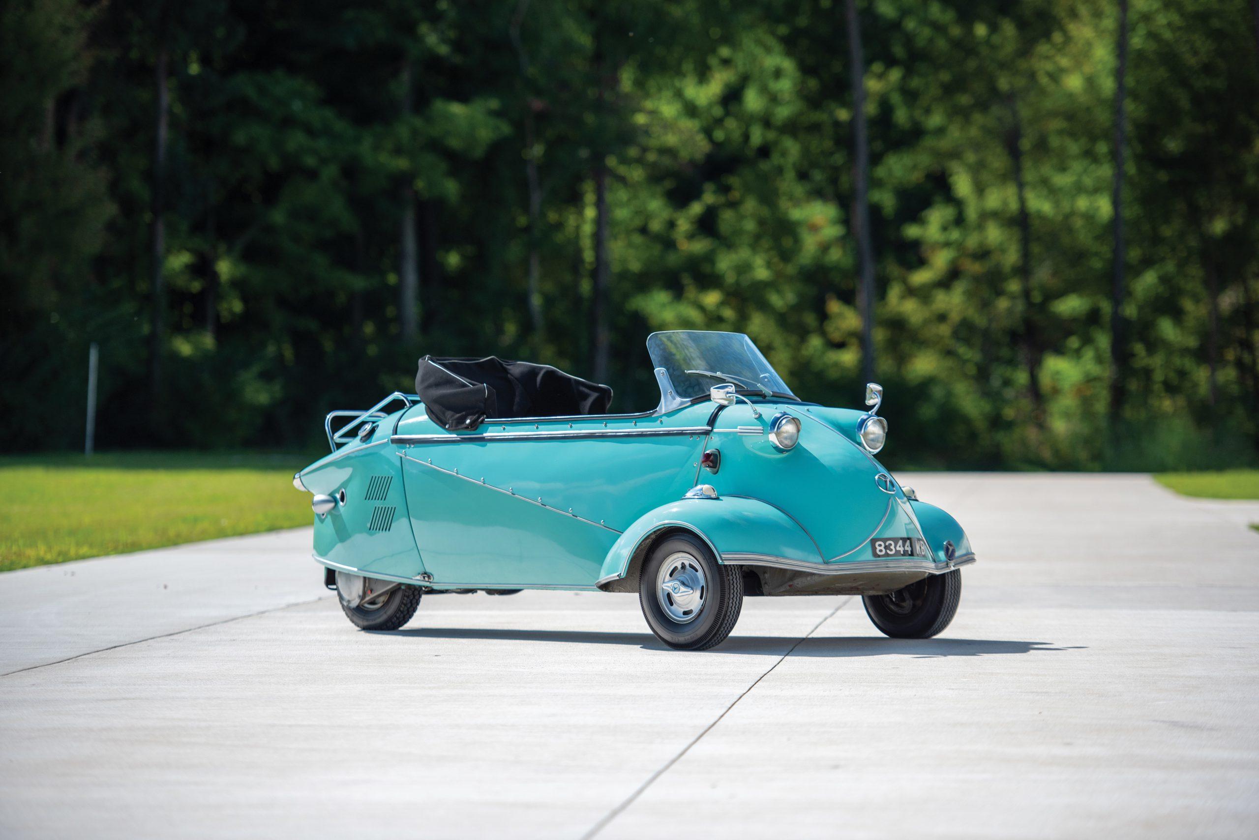 1958-Messerschmitt-KR-201-Roadster for sale_Hagerty