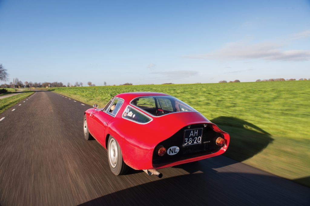 The Alfa Romeo TZ1 is often reproduced and hard to tell from an original car_Hagerty