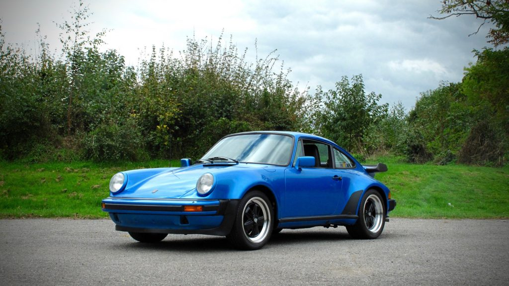 Great inventions: the history of the turbo_Porsche 911 Turbo_Hagerty