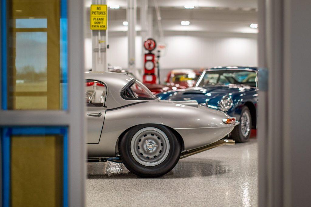2020 Elkhart collection - Jaguar E-Type