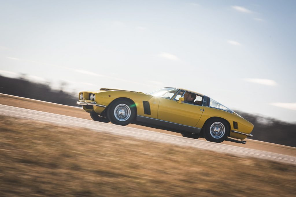 1968 Iso Grifo GL Series I by Bertone_Hagerty