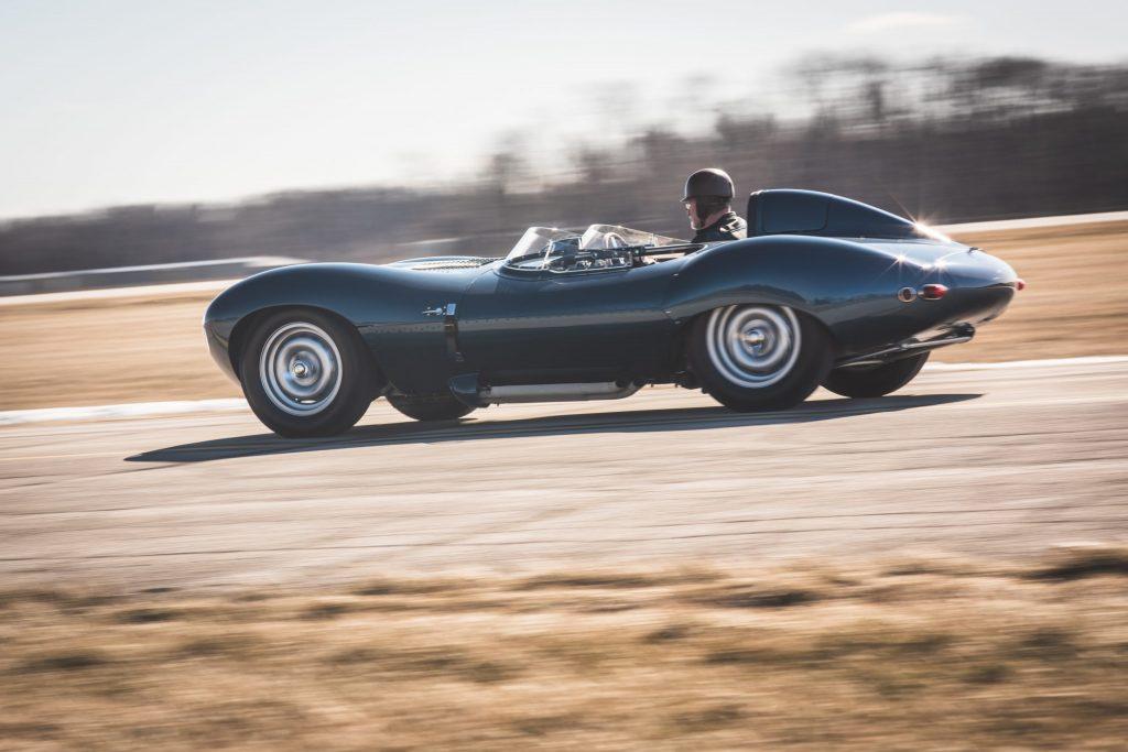 Jaguar D-Type Continuation_Hagerty