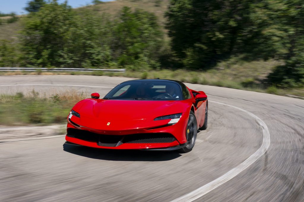 Ferrari SF90 review by Andrew Frankel_Hagerty