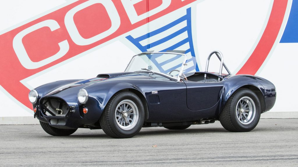 Shelby American has build continuation cars for longer than most_Hagerty