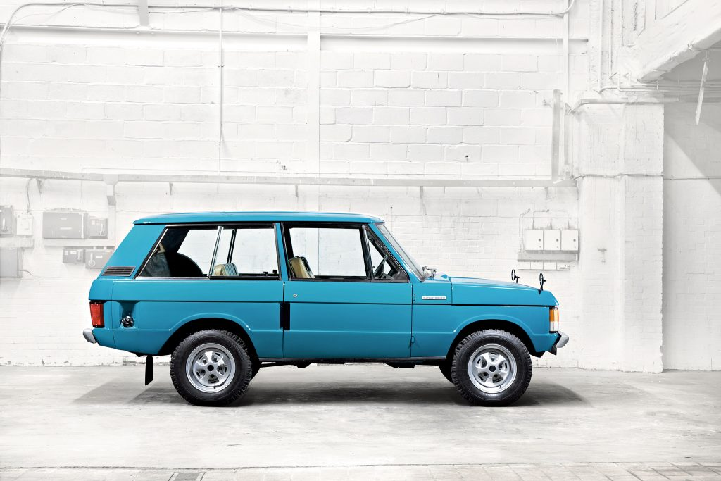 The history of the Range Rover and its rise upmarket_Hagerty