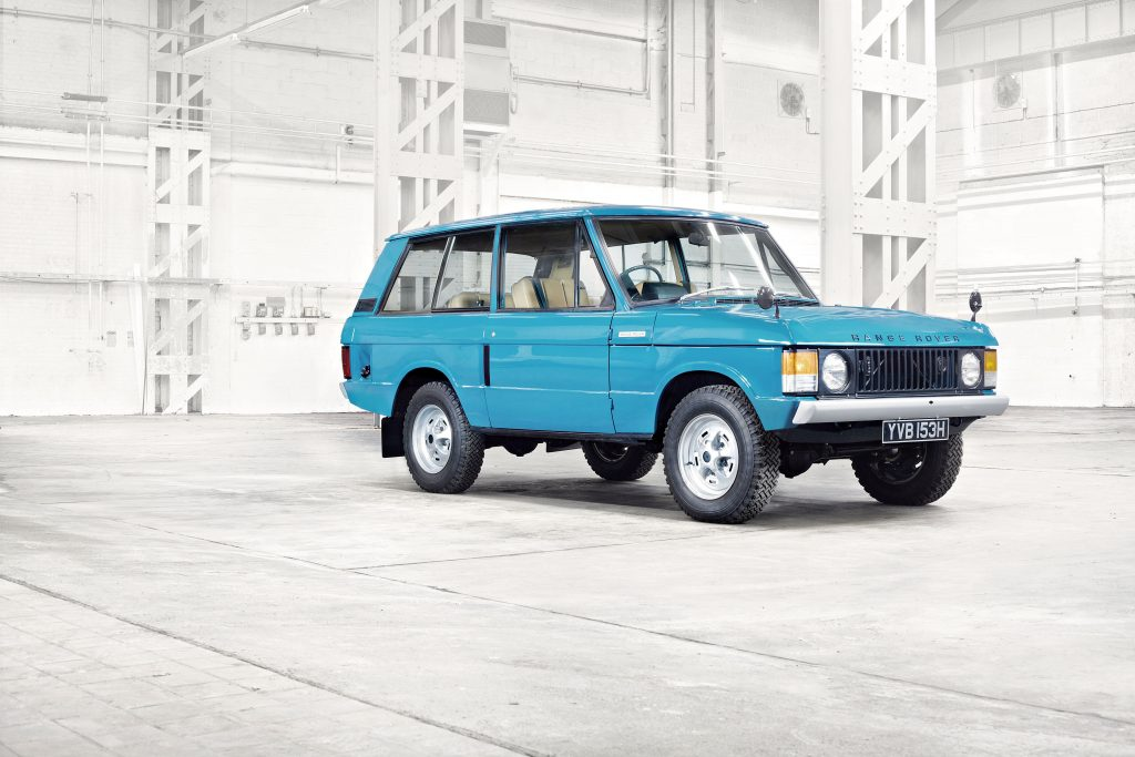 The 50-year history of the Range Rover_Hagerty