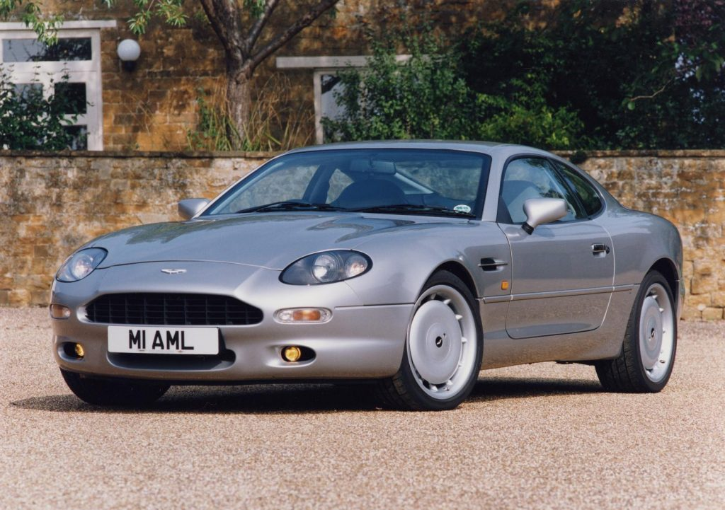 1993 DB7_Seven cars that saved Aston Martin from collapse_Hagerty