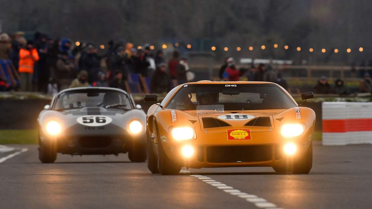 Goodwood gets back into gear with new Speedweek