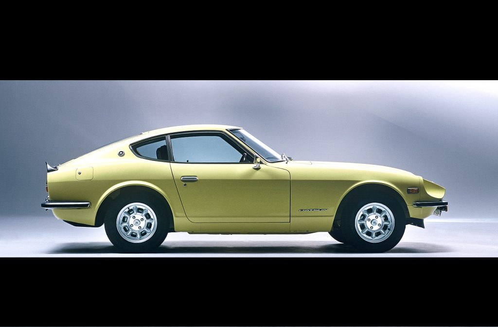 Gold digger: 50 years after Nissan's Z car was born, the original JDM sports car is more desirable than ever_Hagerty
