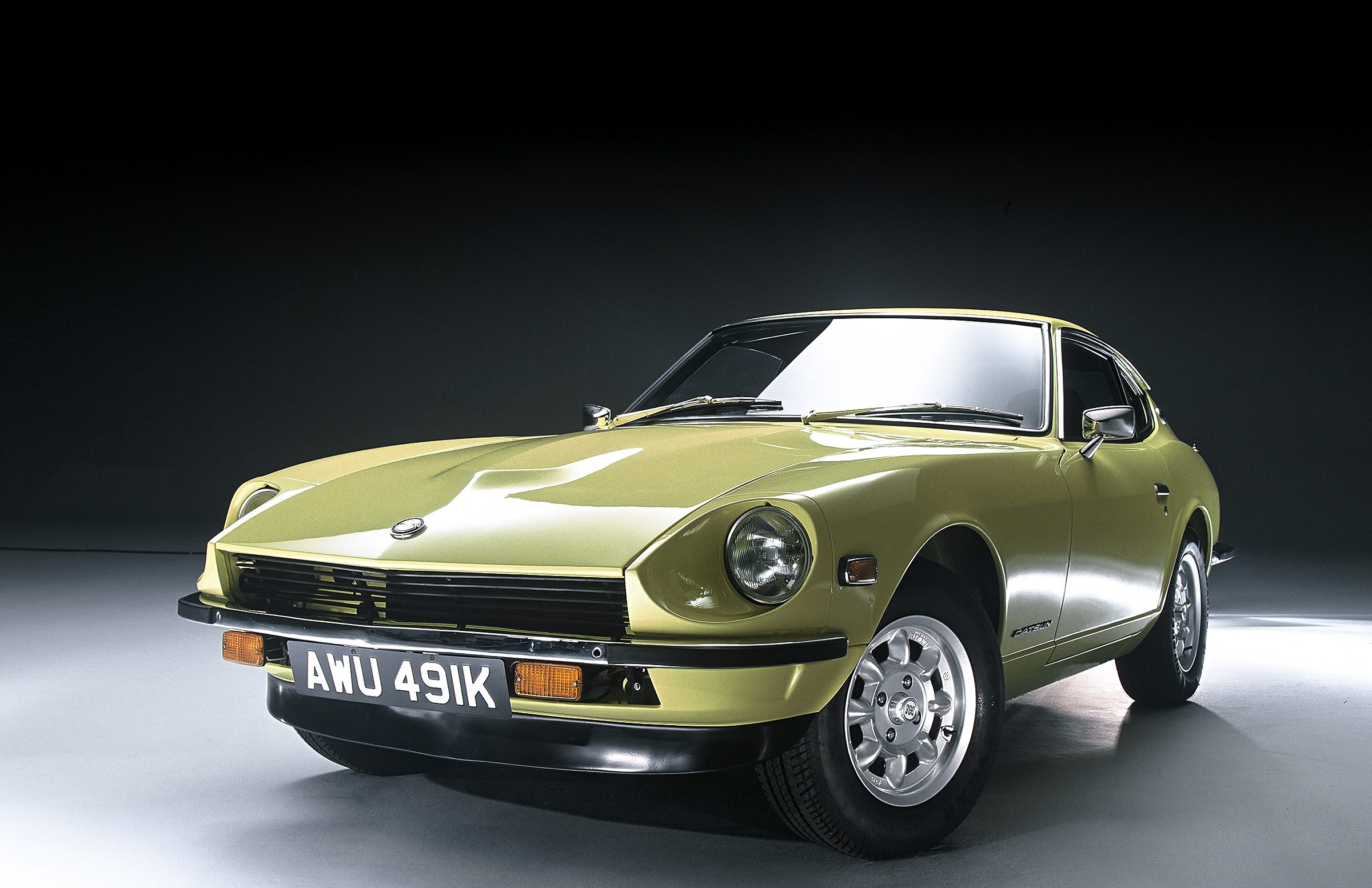 Gold digger: 50 years after Nissan's Z car was born, the original JDM sports car is more desirable than ever