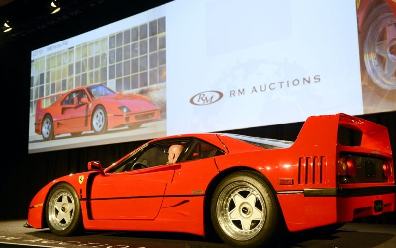 The turbocharged supercars that are supercharged investments_F40 and 959_Hagerty Price Guide