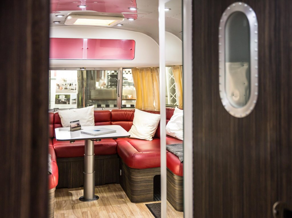 Inside an Airstream_Guide to buying a vintage caravan_Hagerty