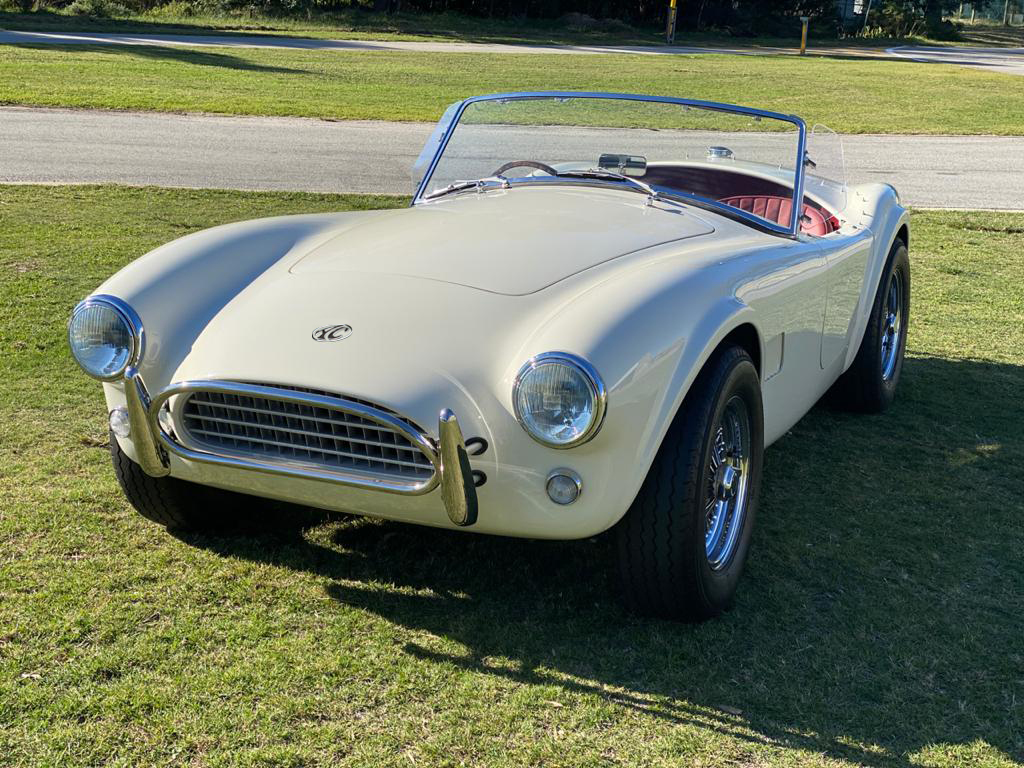 Snakes alive! The roar is no more as AC reveals new electric Cobra