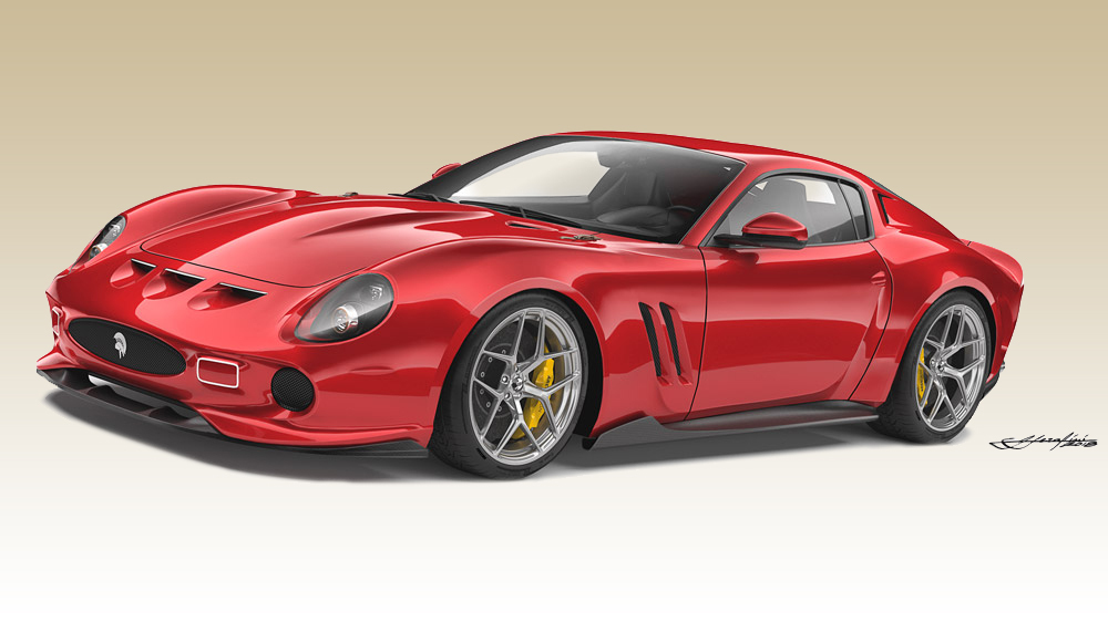 Ferrari loses trademark battle with Ares Design over 250 GTO recreation