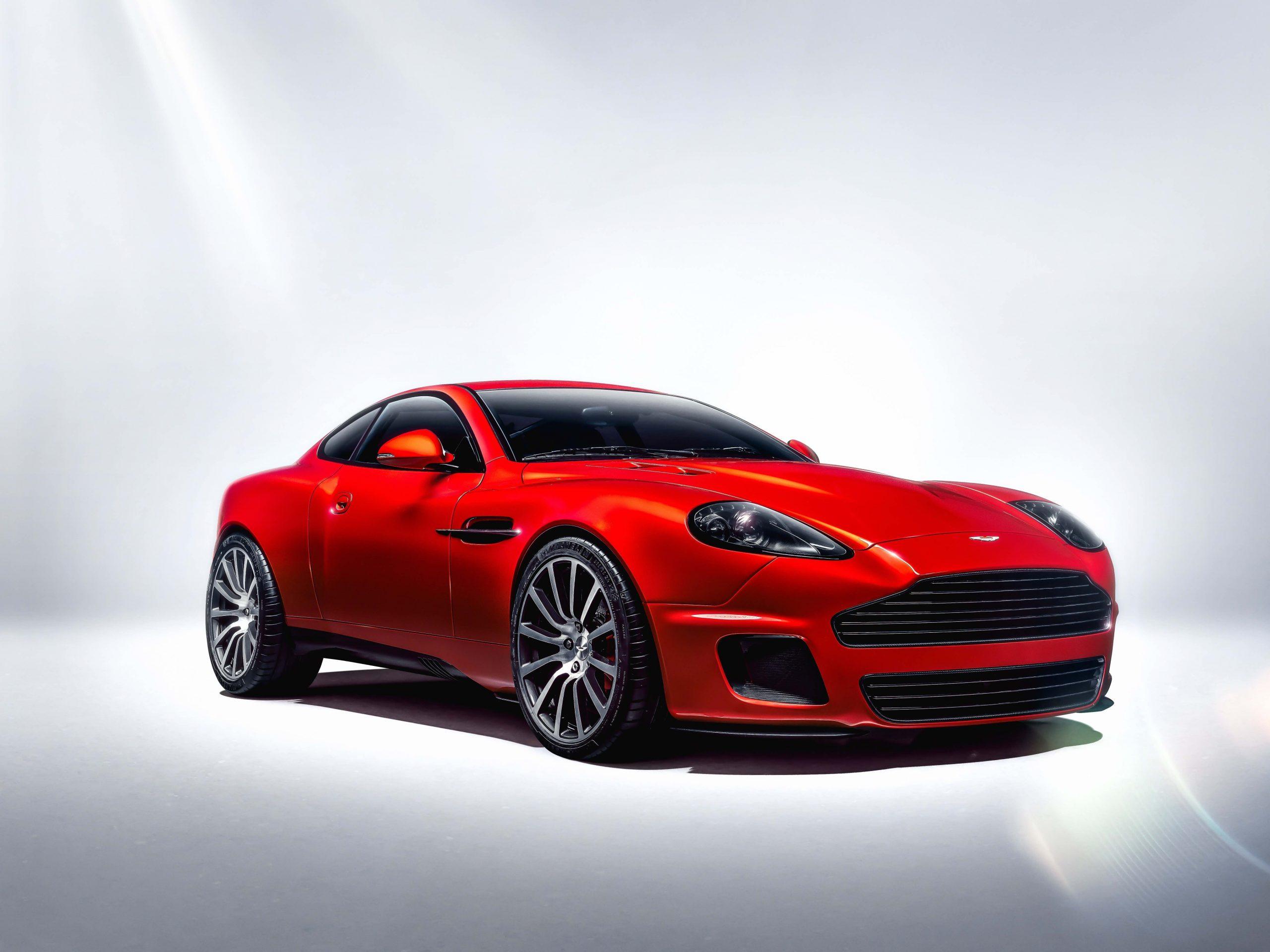 Ian Callum reveals production version of Aston Martin-based Vanquish 25