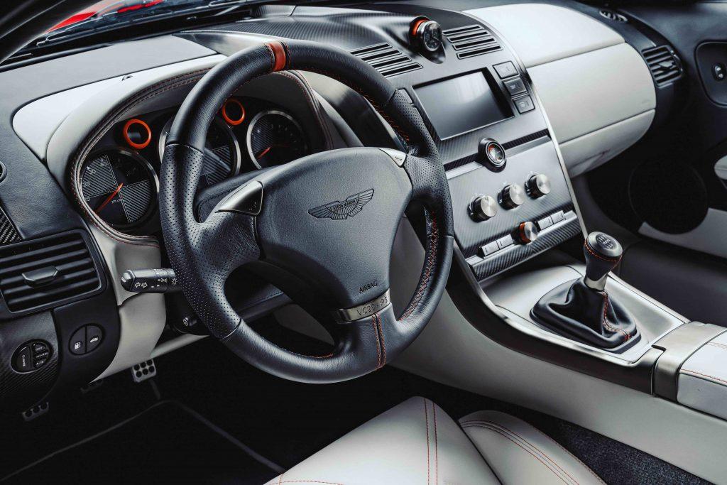 Ian Callum reveals production version of Aston Martin-based Vanquish 25 interior_Hagerty
