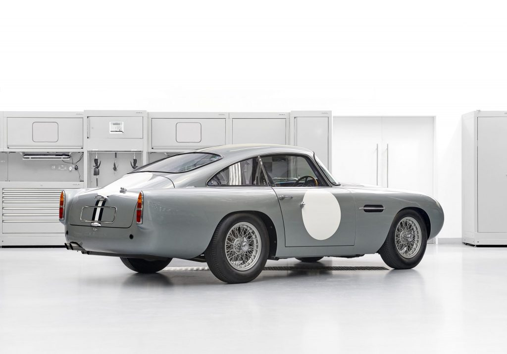 Rare Aston Martin DB4 GT Continuation for sale_Hagerty 3